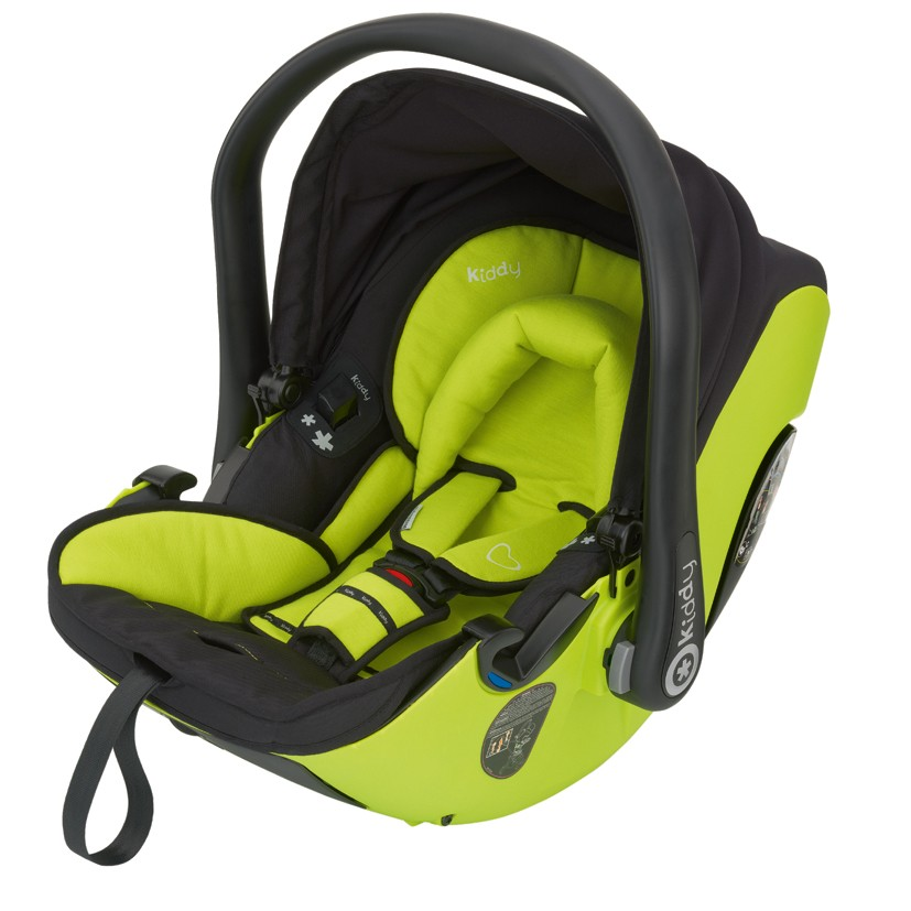 Kiddy Babyschale evolution pro 2 apple 092