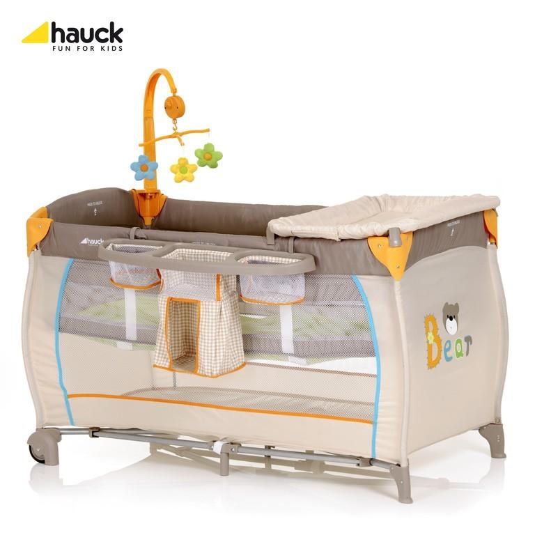 Hauck Babycenter bear Reisebett Ausstellungsstück