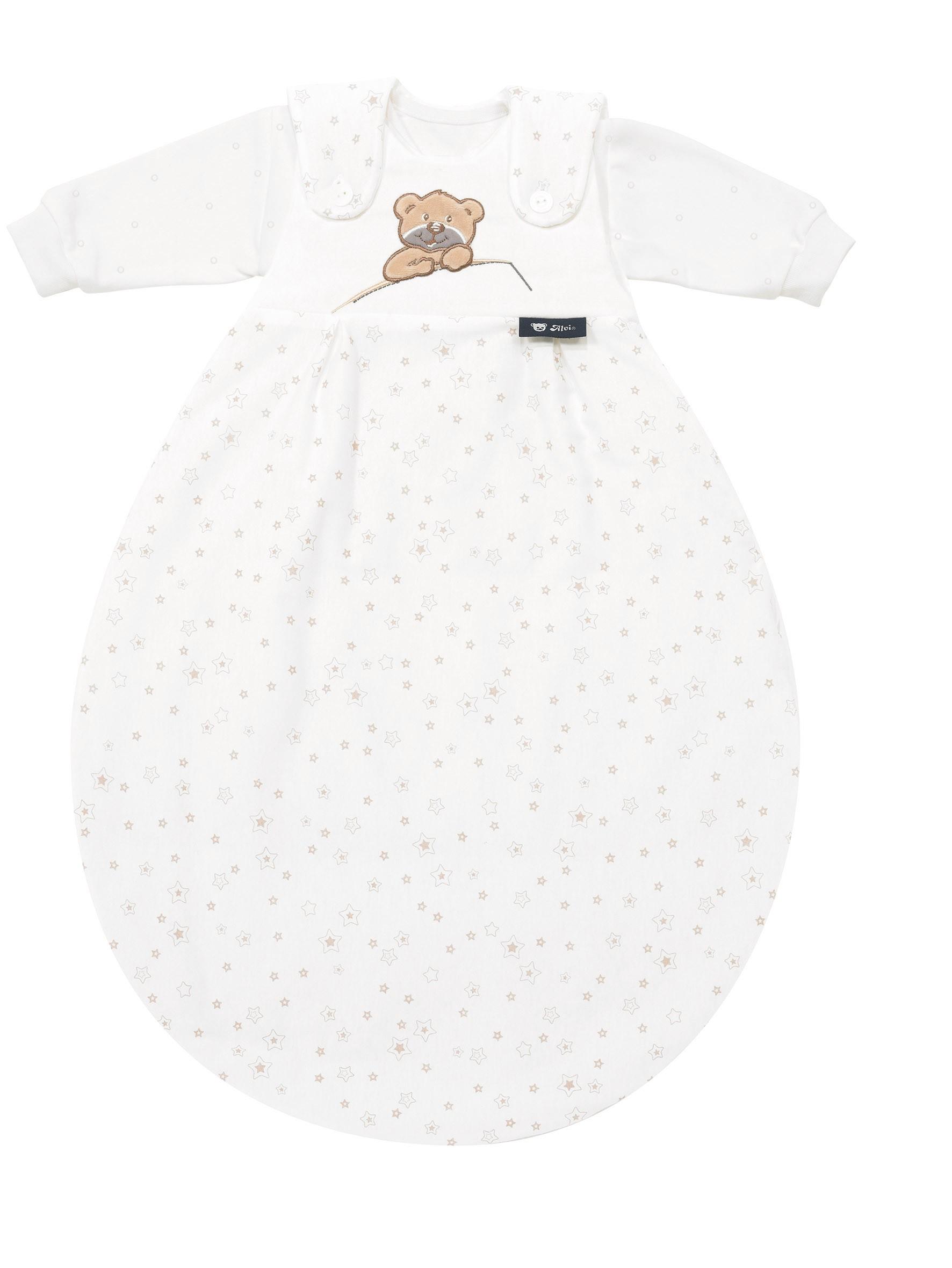 Alvi Baby Mäxchen Super-Soft 562-6 Little Bear beige