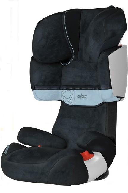 Cybex Solution X + Navy blue/dark blue Kinderautositz