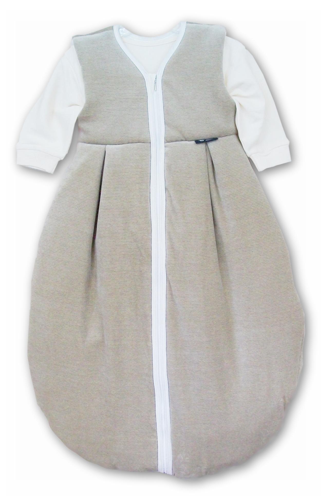 Alvi Kombi-Schlafsack Nicki beige 90 cm