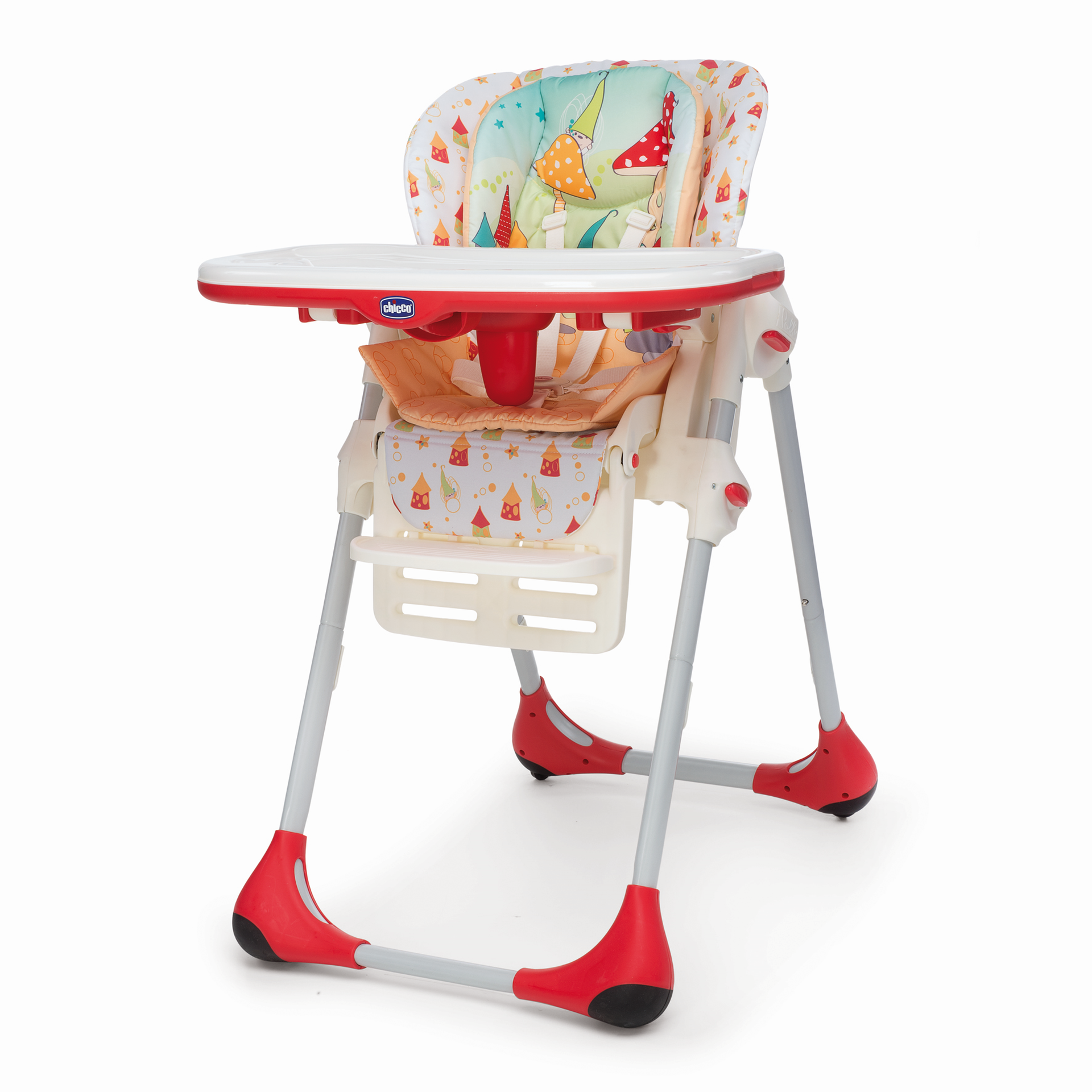 Chicco Polly Kinder-Hochstuhl 2 in 1 Timeless