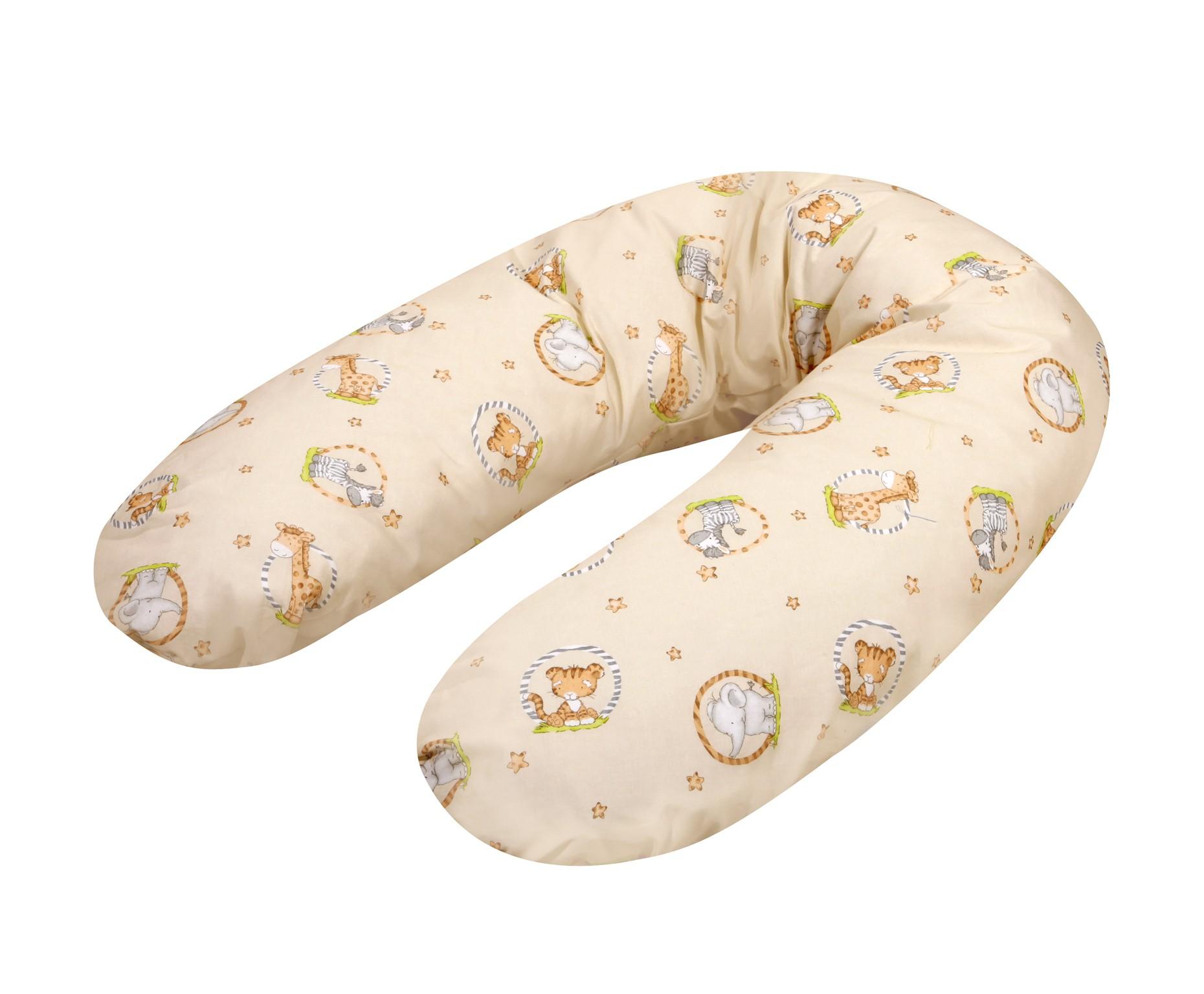 Zöllner Stillkissen Banane Perlenfüllung 30 l