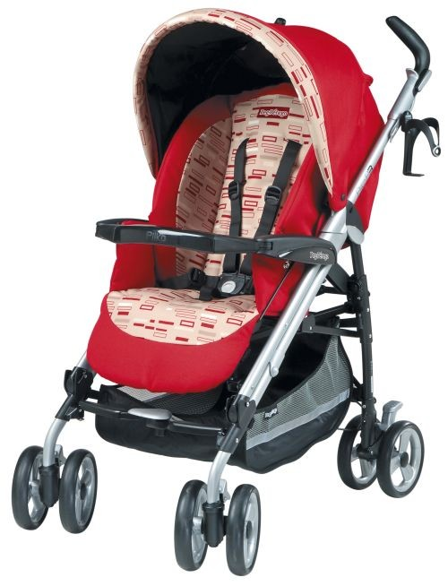 Peg Perego Pliko P3 Classico Red Step