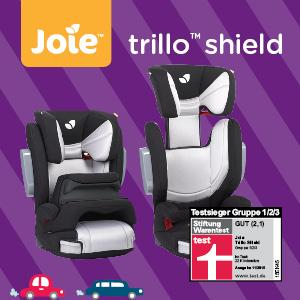 Joie Kindersitze Serie Trillo Shield